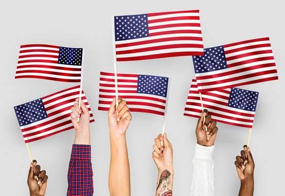 庆第243个独立日,<font color='red'>美国</font>上周迎来近7500名新公民加入!