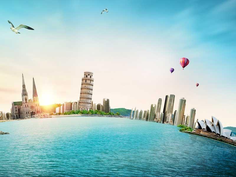 侨外第五届全球移民房产展北京站落幕