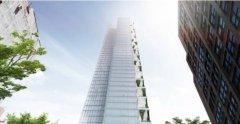 施工现场直击:侨外纽约第五大道金融中心项目进展顺利