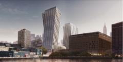 历史项目追踪:侨外美东硅谷生态公寓双塔已封顶